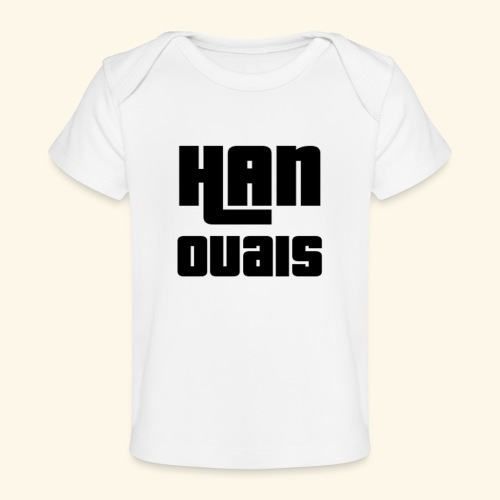 Han Ouais GTA noir - T-shirt bio Bébé