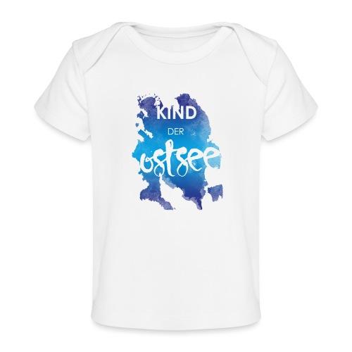 Kind der Ostsee - Baby Bio-T-Shirt