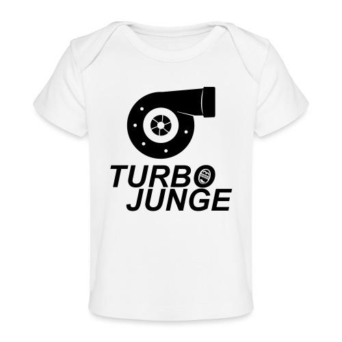 Turbojunge! - Baby Bio-T-Shirt