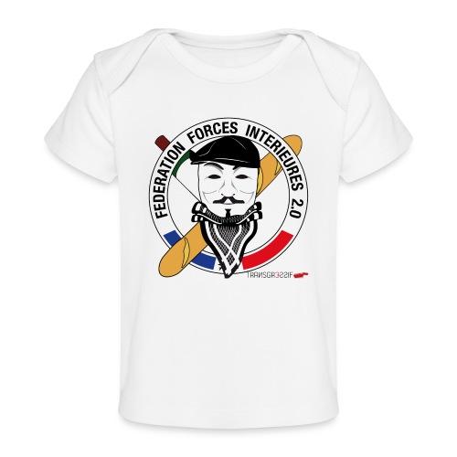 FFi Anonymous - T-shirt bio Bébé