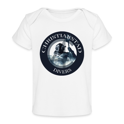Logotype-2 - Ekologisk T-shirt baby