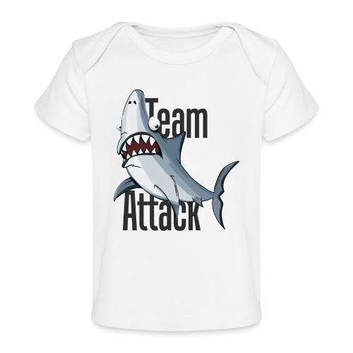 team hai - Baby Bio-T-Shirt
