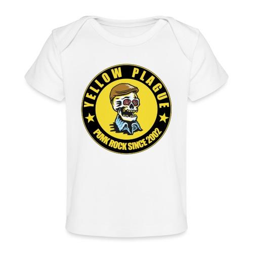 New logo - Vauvojen luomu-t-paita