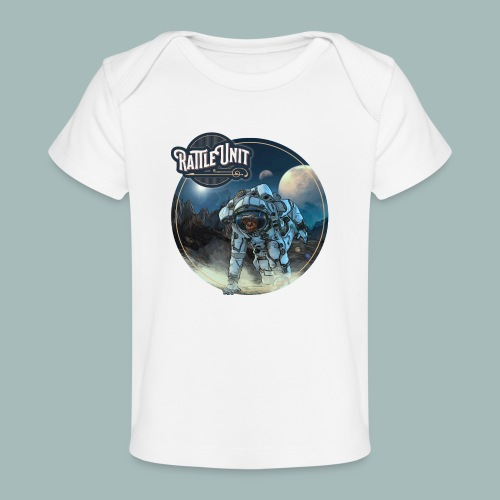 STMWTS Merch - Baby bio-T-shirt