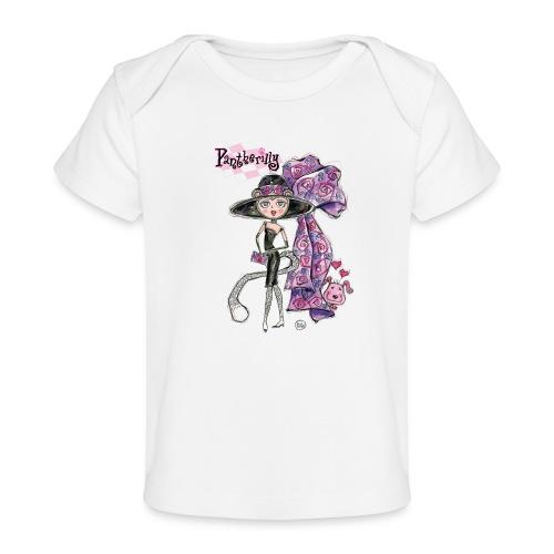 Pantherilly Tiffany - Maglietta ecologica per neonato
