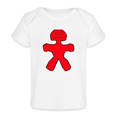 Blackie - Økologisk T-shirt til baby