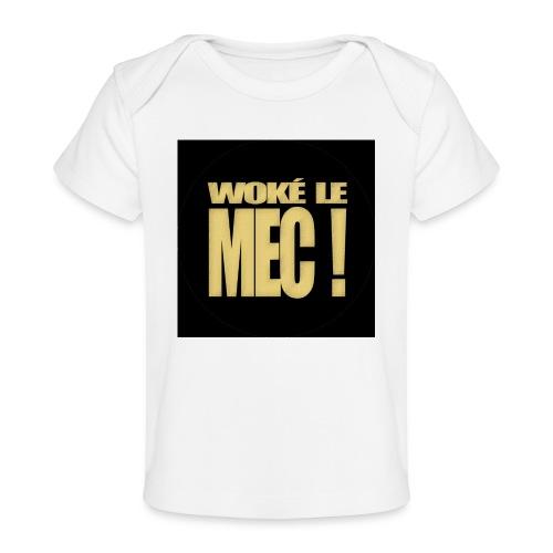 badgewoke - T-shirt bio Bébé