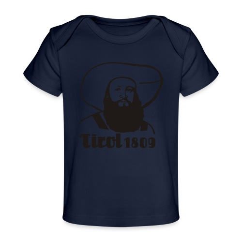 Andreas Hofer Silber1 - Baby Bio-T-Shirt