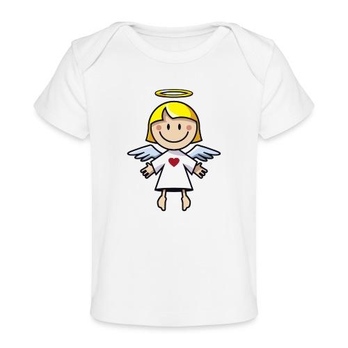 Ein Engel! - Baby Bio-T-Shirt
