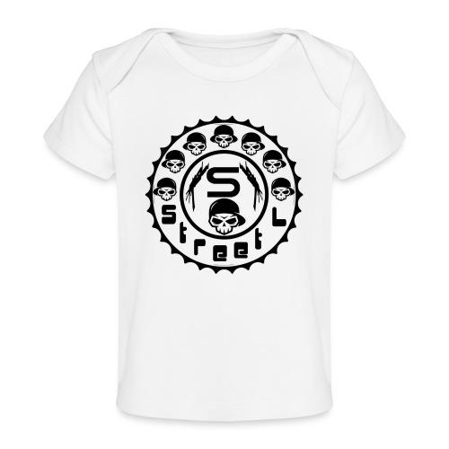 rawstyles rap hip hop logo money design by mrv - Ekologiczna koszulka dla niemowląt