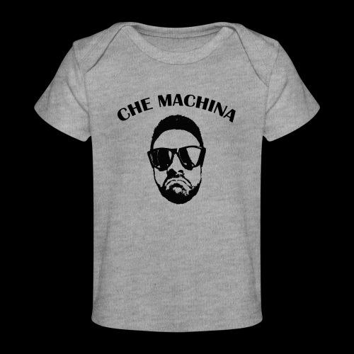 CHE MACHINA - Maglietta ecologica per neonato