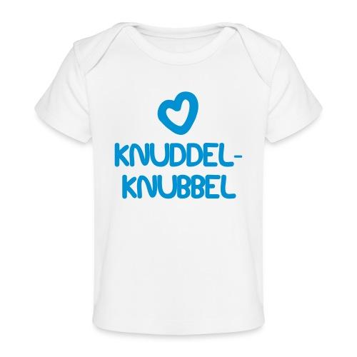 Knuddelknubbel - Baby Bio-T-Shirt