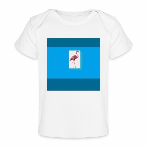 Flamingoscotteri - Maglietta ecologica per neonato