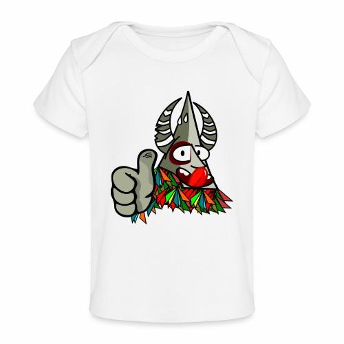 Jarramplas - Camiseta orgánica para bebé