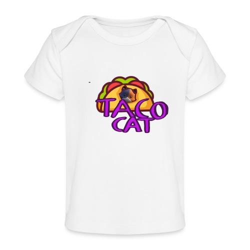 TACO CAT - Ekologisk T-shirt baby