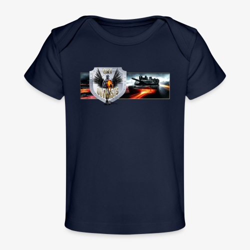 outkastbanner png - Organic Baby T-Shirt