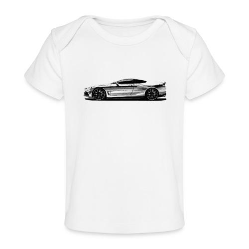 serie 8 Concept car - Camiseta orgánica para bebé