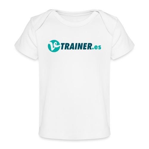 VTRAINER.es - Camiseta orgánica para bebé