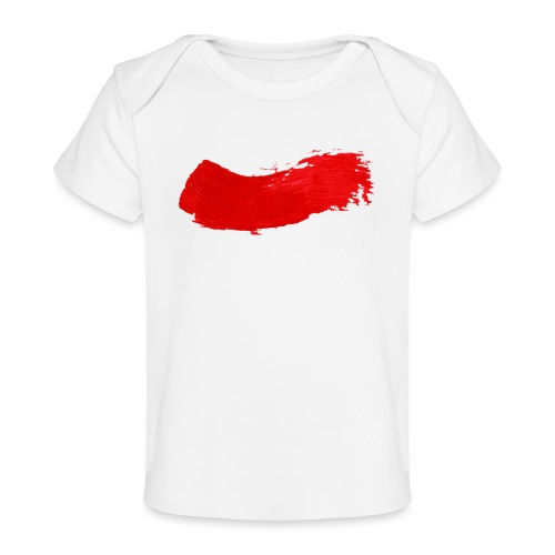 Painter - Økologisk baby-T-skjorte