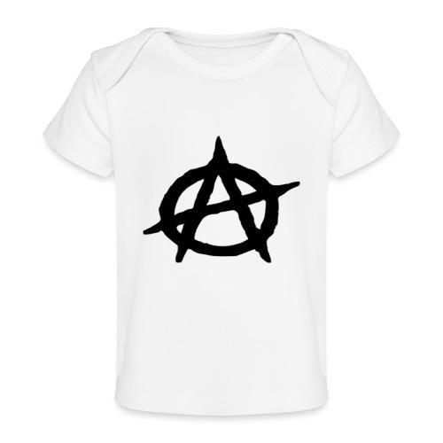 Anarchy - T-shirt bio Bébé