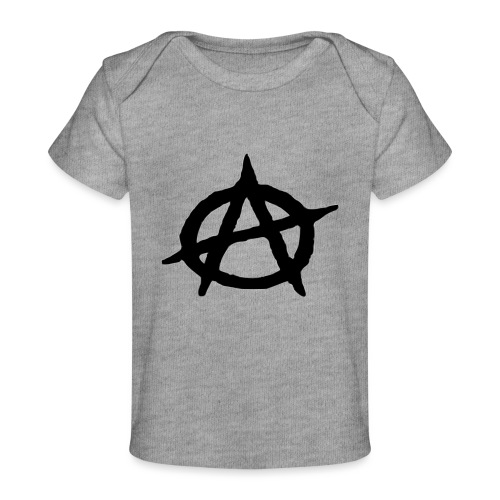 Anarchy - T-shirt bio Bébé