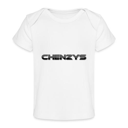 Chenzys print - Økologisk T-shirt til baby