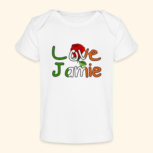 Jlove - Organic Baby T-Shirt