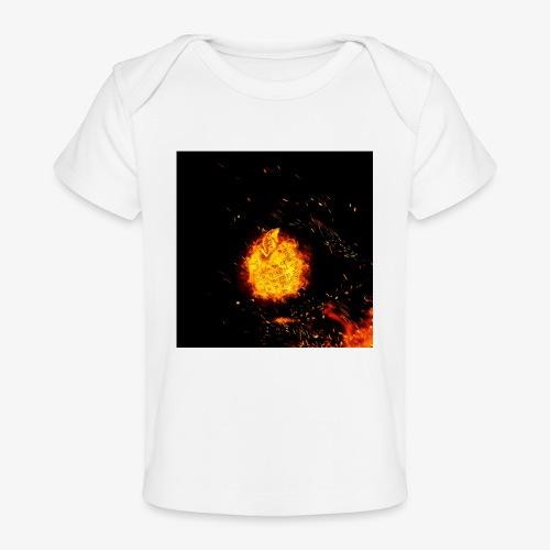 FIRE BEAST - Baby bio-T-shirt
