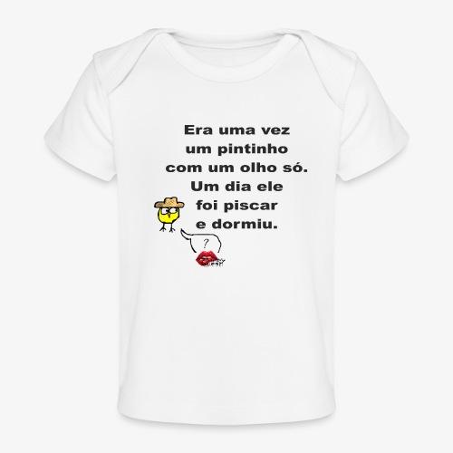 Era uma vez... - Organic Baby T-Shirt