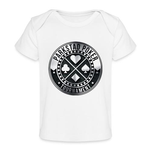 PPT rond - Baby bio-T-shirt