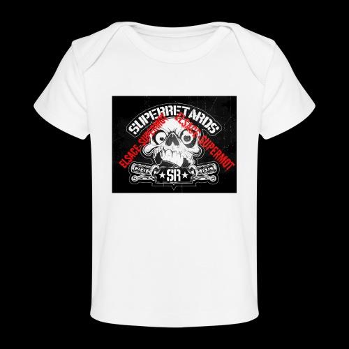 elsace-supermot - T-shirt bio Bébé