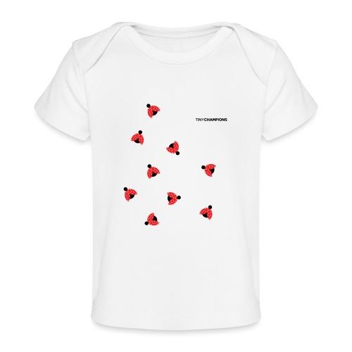 ladybird 2 design tc - Organic Baby T-Shirt