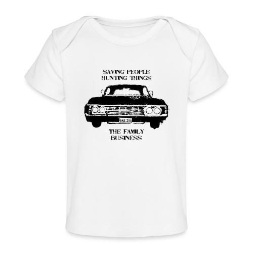 impala black - Organic Baby T-Shirt