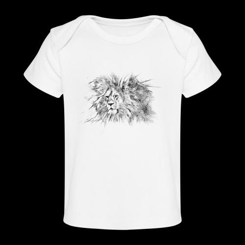 Le roi le seigneur des animaux sauvages - T-shirt bio Bébé