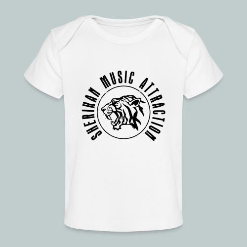 Sherikan Logo - Ekologisk T-shirt baby