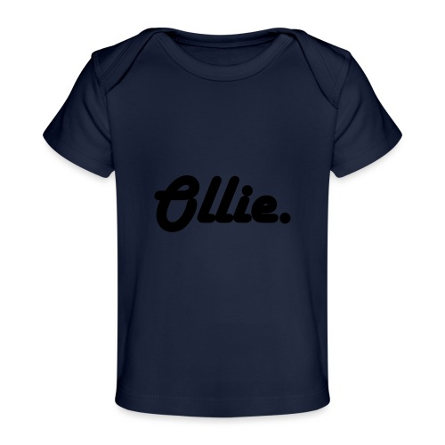 Ollie Harlow Solid - Baby bio-T-shirt