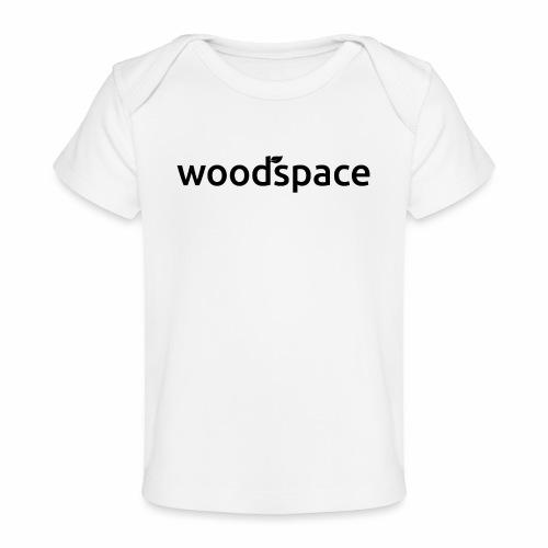 woodspace brand - Ekologiczna koszulka dla niemowląt