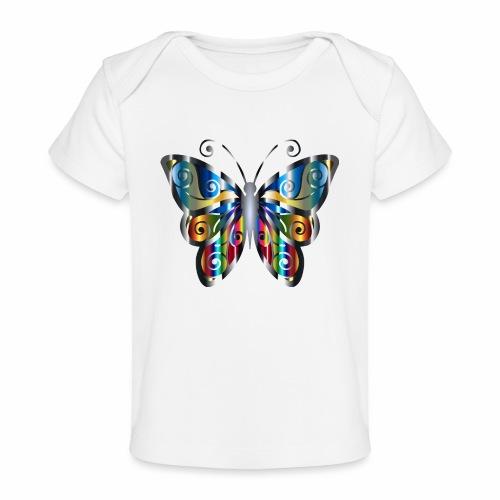 butterfly - Ekologiczna koszulka dla niemowląt