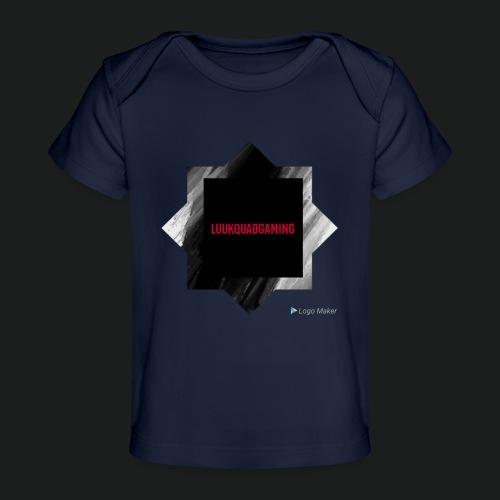 New logo t shirt - Baby bio-T-shirt