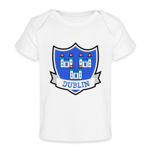 Dublin - Eire Apparel - Organic Baby T-Shirt
