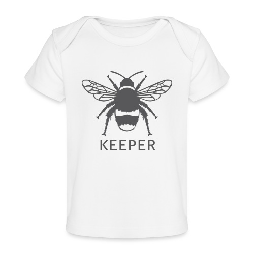 Bee Keeper - Organic Baby T-Shirt