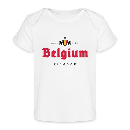Bierre Belgique - Belgium - Belgie - T-shirt bio Bébé