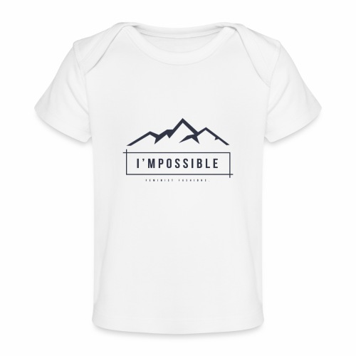 Impossible - Organic Baby T-Shirt
