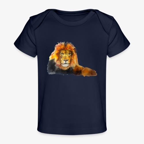 Lion - Organic Baby T-Shirt