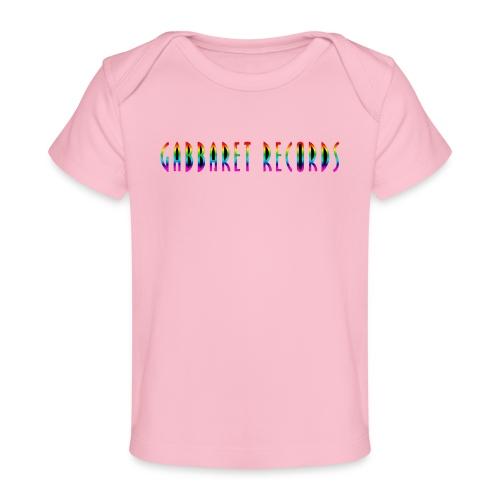gabbaretr png - Baby bio-T-shirt