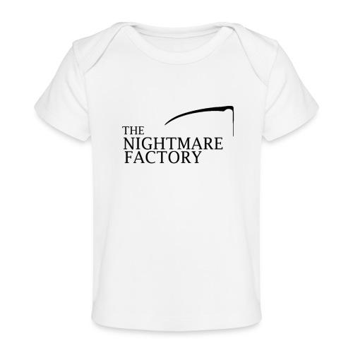 nightmare factory Nero png - Organic Baby T-Shirt