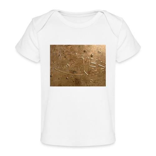 nave - Camiseta orgánica para bebé