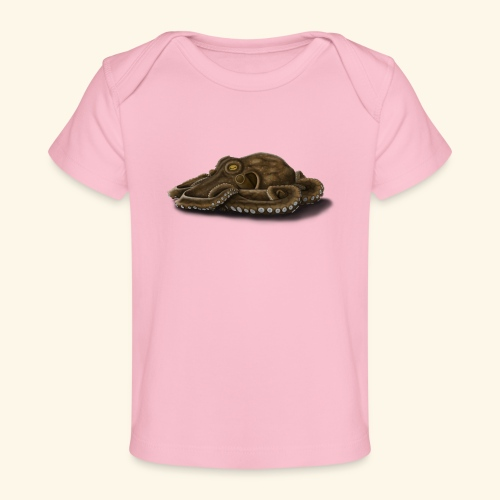 Oktopus - Baby Bio-T-Shirt