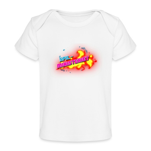 Spilministeriet - Økologisk T-shirt til baby