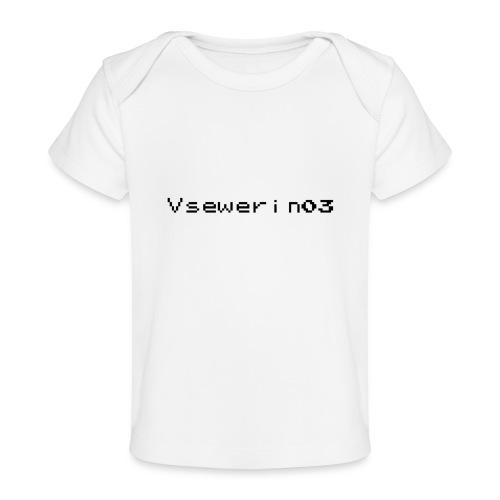 vsewerin03 exclusive tee - Økologisk T-shirt til baby